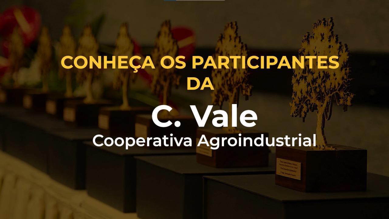 Participando de dez categorias, C.Vale demonstra toda a tecnologia e relevância do agro em vídeo; assista