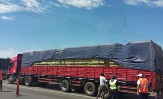 Argentina: Mais de 600 cargas são inspecionadas em rotas no norte de Buenos Aires