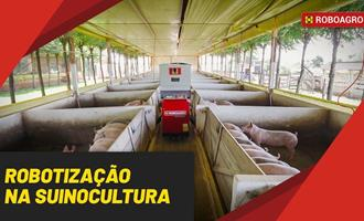 AveSui Online 2021 - Robótica na Produção de Suínos: Case Brasil