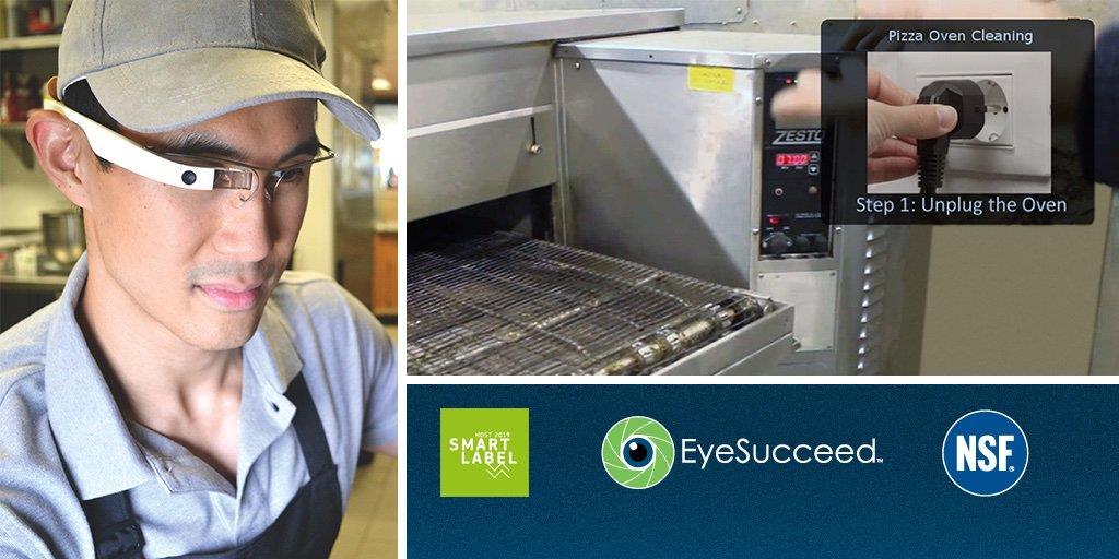 EyeSucceed: Realidade Aumentada aplicada na cadeia produtiva na AveSui Online 2021