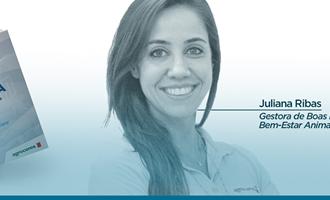 Bem-Estar animal como prioridade máxima. Juliana Ribas apresenta palestra gratuita na AveSui dia 14/04