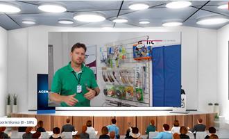 ITC apresenta as vantagens e benefícios dos tapetes pedilúvio no Auditório de Inovações