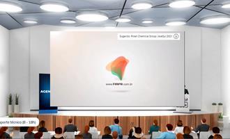 Rinen traz soluções para desinfecção e tratamento de água no Auditório de Inovações