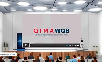 QIMA/WQS debate certificação e sustentabilidade dentro das cadeias produtivas de aves e suínos no Auditório de Inovações