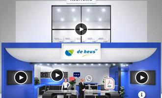 Além de patrocinar premio Quem é Quem, De Heus apresenta soluções para nutrição animal na AveSui 24h/7d