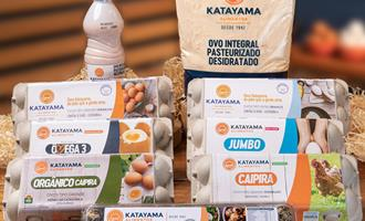 Katayama Alimentos aposta no posicionamento da marca
