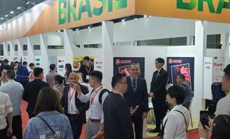 ABPA promove exportações brasileiras em uma das maiores feiras de alimentos da China