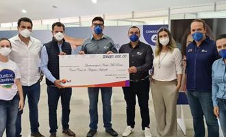 BRF doa R$ 420 mil para movimento Juntos Por Uberlândia