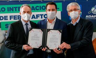 Frimesa comemora novo status sanitário do Paraná, reconhecido pela OIE