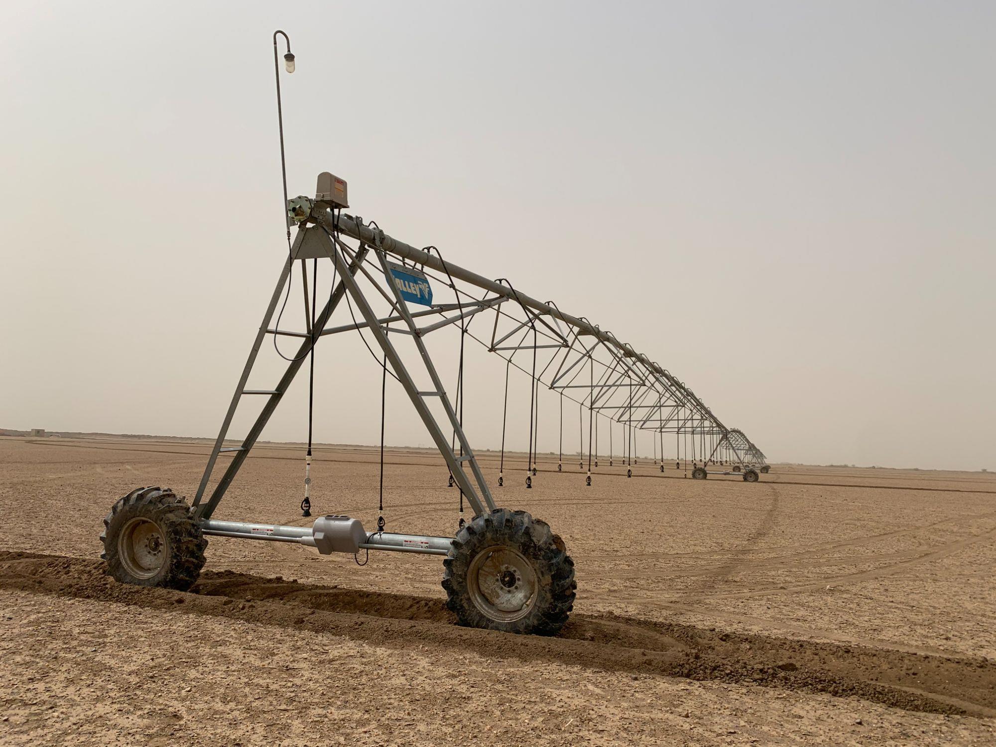 Projeto brasileiro de pivô movido a energia solar transforma agricultura no Sudão, Projeto brasileiro de pivô movido a energia solar transforma agricultura no Sudão
