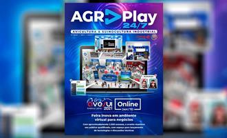 AGRPlay traz cobertura completa da AveSui e do Prêmio Quem é Quem