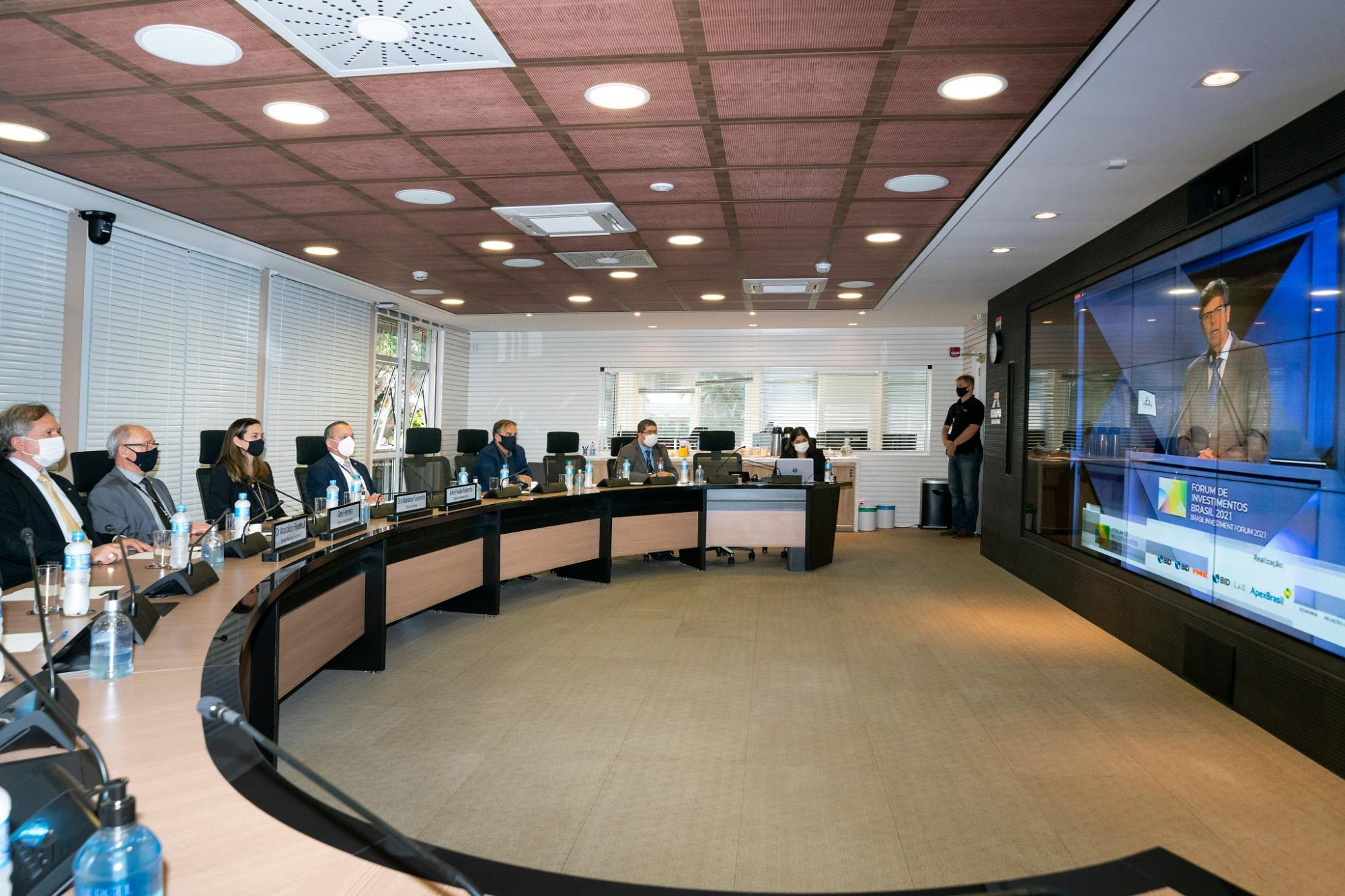 2021, releases empresas, fotos atualizadas , Sara Cheida/Itaipu Binacional