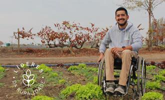 """Agricultor chileno promotor de uma agricultura inclusiva e integradora, Alfredo Carrasco, receberá o prêmio """"Líderes da Ruralidade"""" do IICA"""