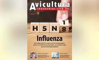 Confira a nova edição da Revista Avicultura Industrial