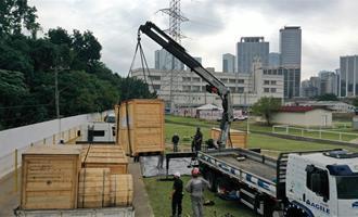 Rio Pinheiros: equipe chinesa vem ao Brasil para inspeção na subestação a gás na Usina São Paulo