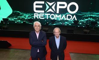 Começa nesta quarta-feira o primeiro evento-teste de retomada pós-pandemia - Expo Retomada 2021