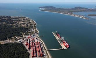 Norte de SC ganhará um novo porto