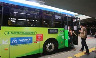 Ônibus elétricos começam a ser testados nas ruas de Salvador