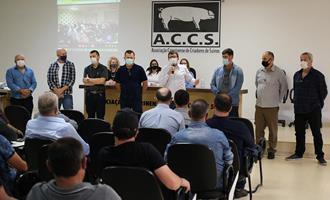 Eleita nova diretoria da ACCS