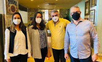 Comitê IPVS2022 realiza visita técnica no Rio de Janeiro para garantir a segurança do evento