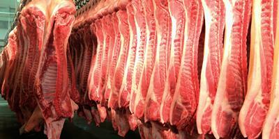 Carne suína tem desempenho inferior ao das concorrentes neste ano