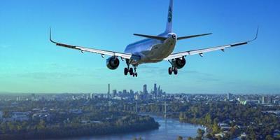 Combustível de aviação sustentável promete reduzir em até 68% as emissões de CO2